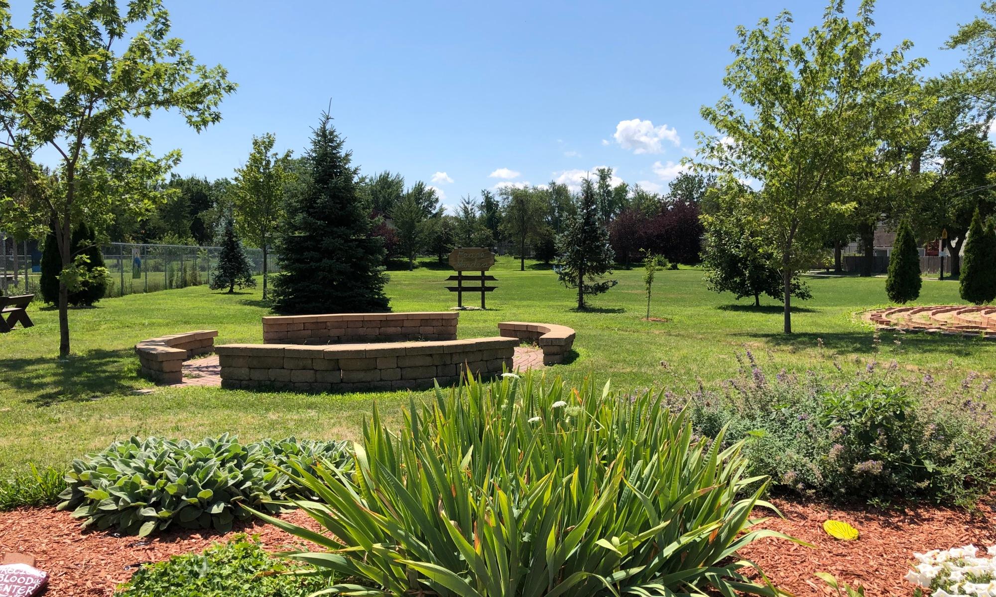 Peace Garden Chicago