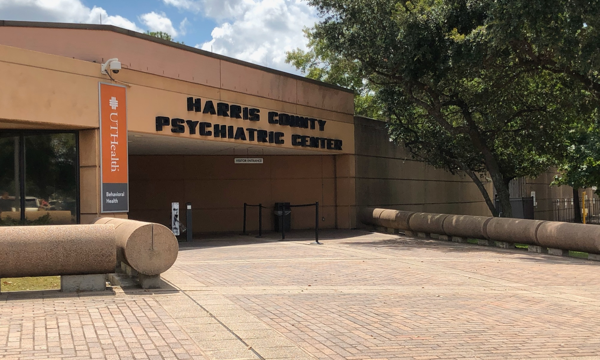 Harris County Psychiatric Center, Houston